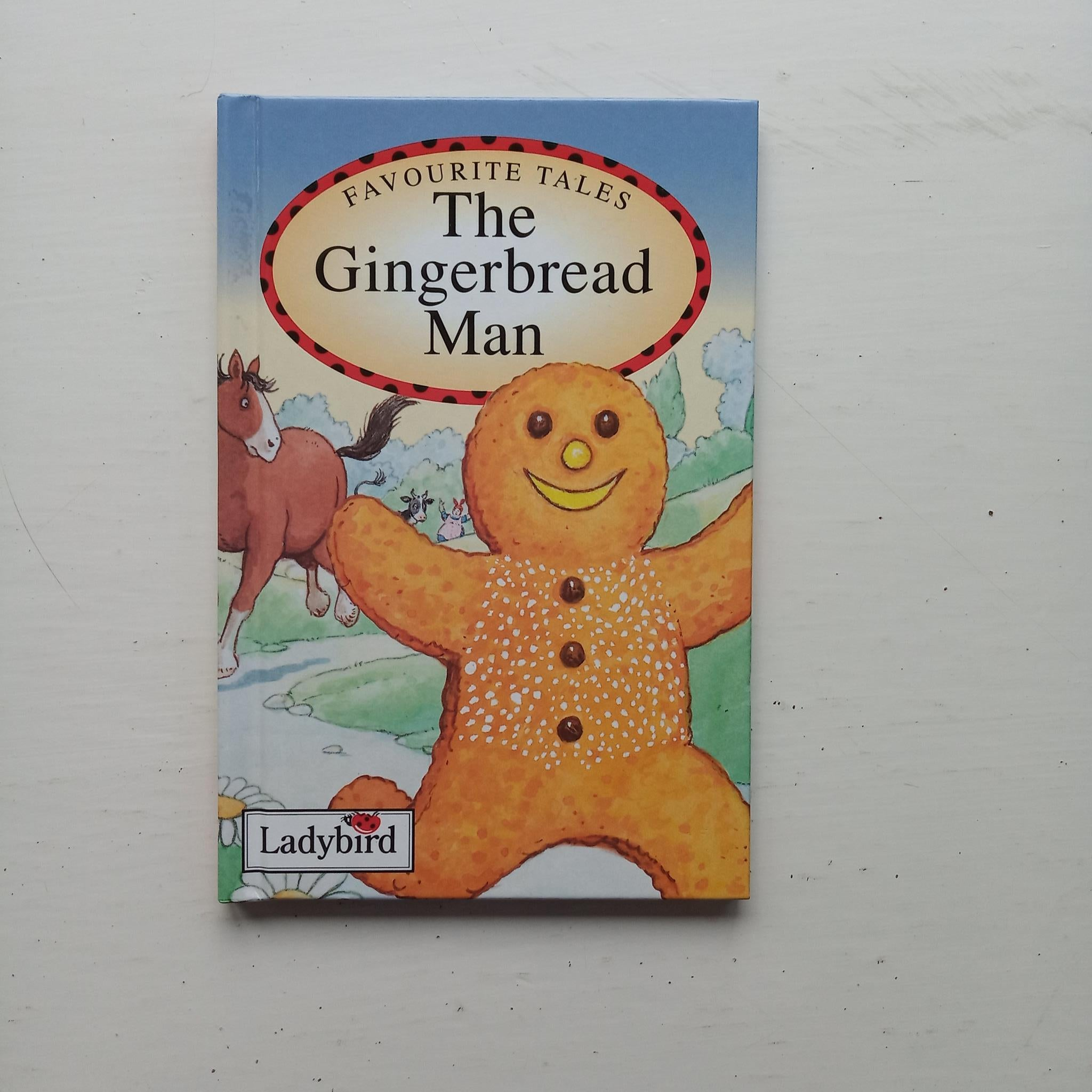 The Gingerbread Man by Audry Daly
