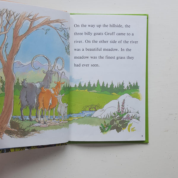 The Three Billy Goats Gruff by Vera Southgate