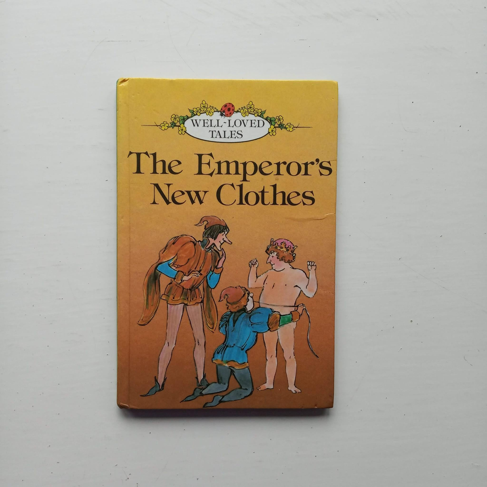 The Emperor's New Clothes by Lynne Bradbury