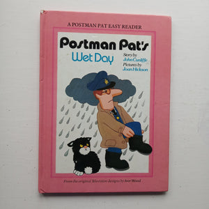 Postman Pat's Wet Day by John Cunliffe