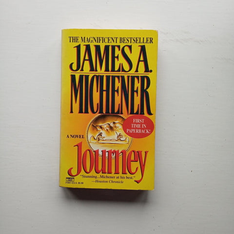 Journey by James A Michener