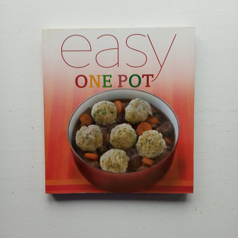 Easy One Pot by Uncredited