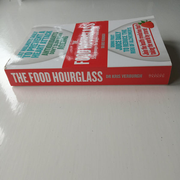 The Food Hourglass by Dr Kris Verburgh