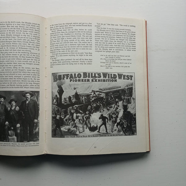 Pictorial History of the Wild West by James D. Horan and Paul Sann