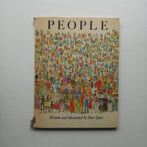 People by Peter Spier