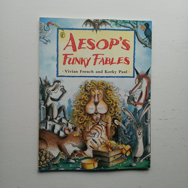 Aesop's Funky Fables by Vivian French
