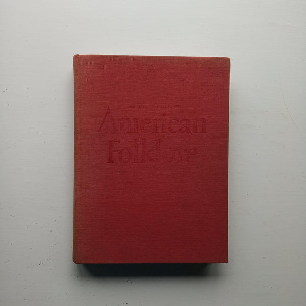 The Life Treasury of American Folklore by Various