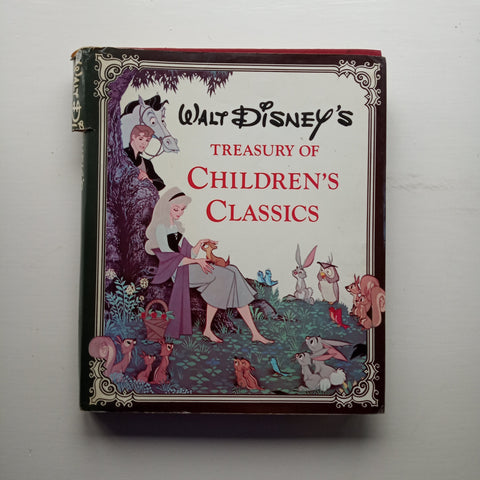 Walt Disney's Treasury of Children's Classics by Darlene Geis (ed)