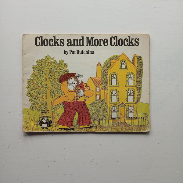 Clocks and More Clocks by Pat Hutchins