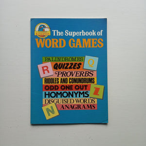 The Superbook of Word Games by George Beal