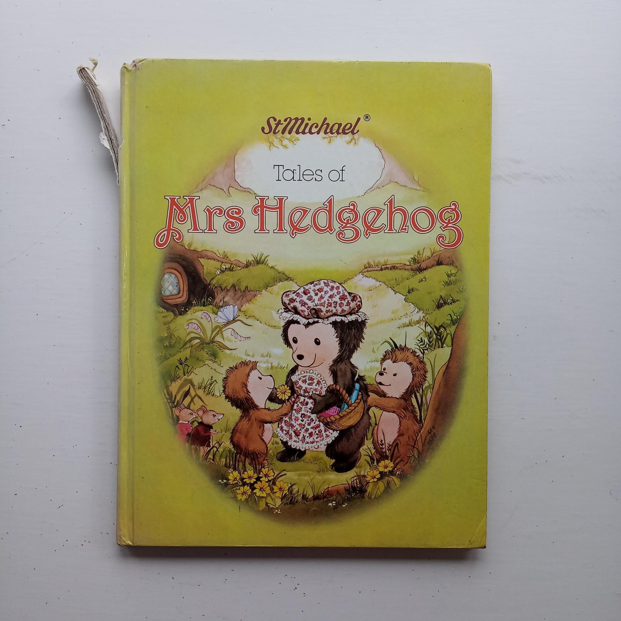 Tales of Mrs Hedgehog by Susannah Bradley