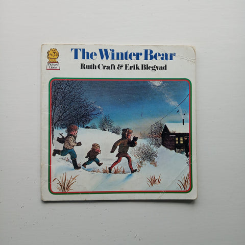 The Winter Bear by Ruth Craft