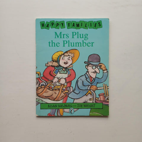 Mrs Plug the Plumber by Allan Ahlberg