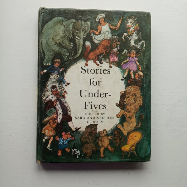 Stories for Under-Fives by Sara and Stephen Corrin (eds)