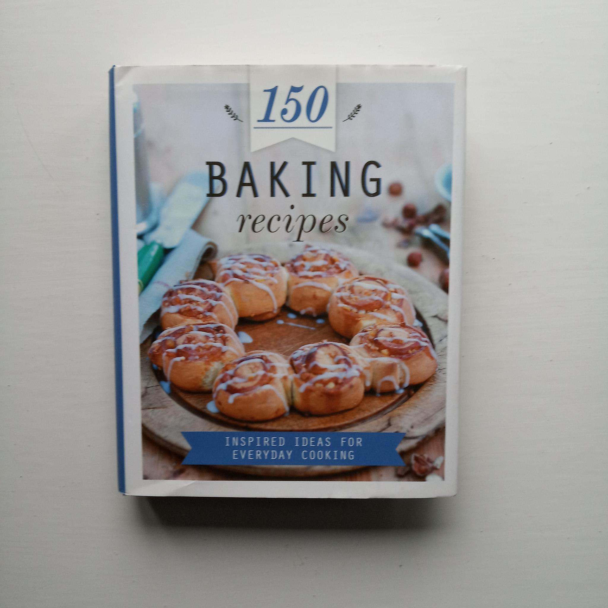 150 Baking Recipes by Uncredited
