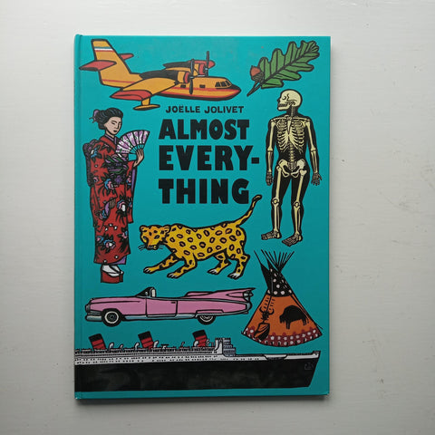 Almost Everything by Laura Jaffe