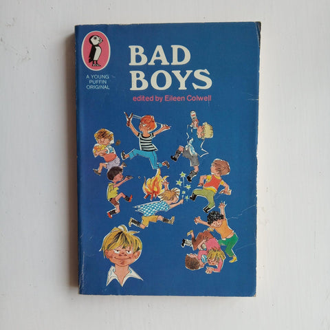 Bad Boys by Eileen Colwell (ed)