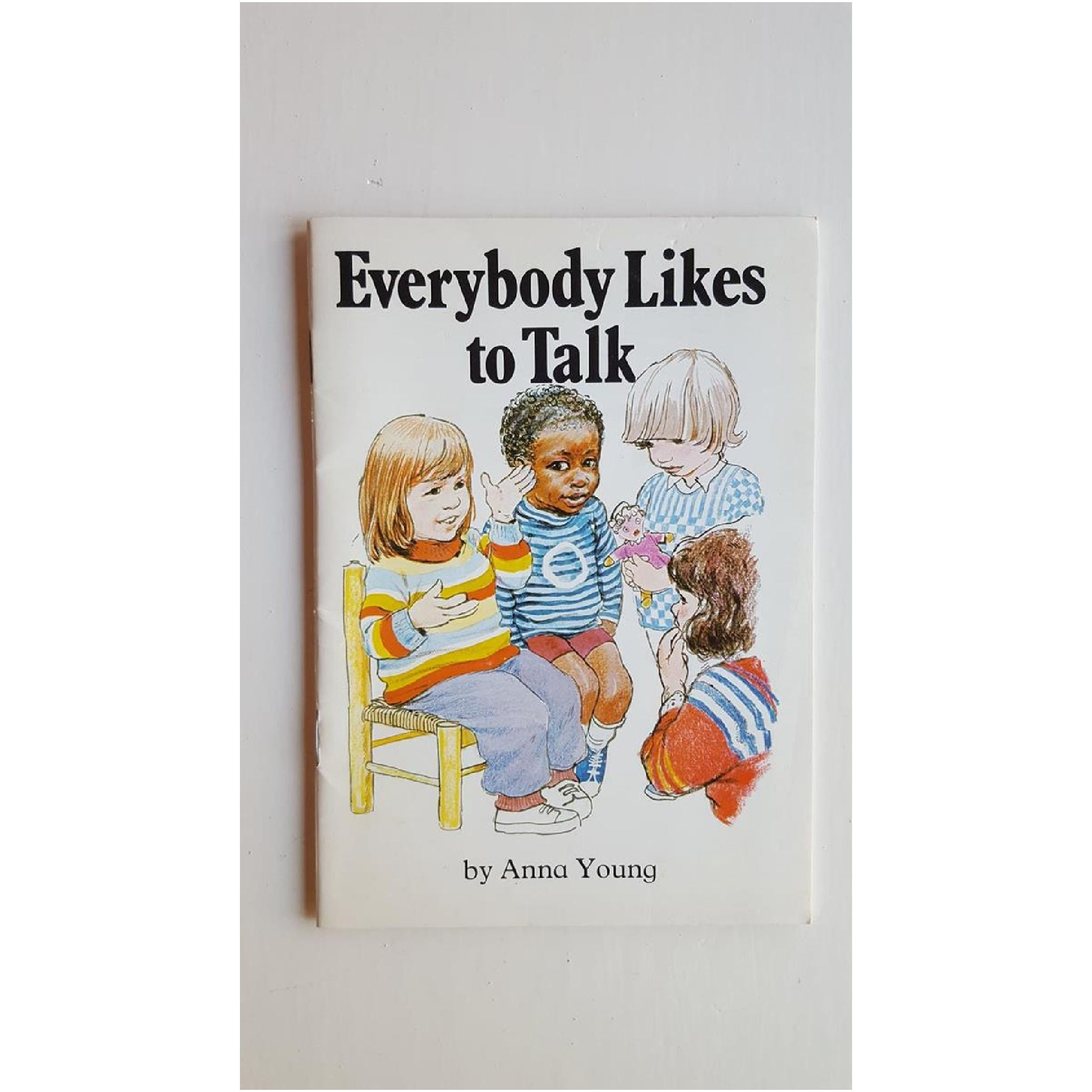 Everybody Likes to Talk by Anna Young