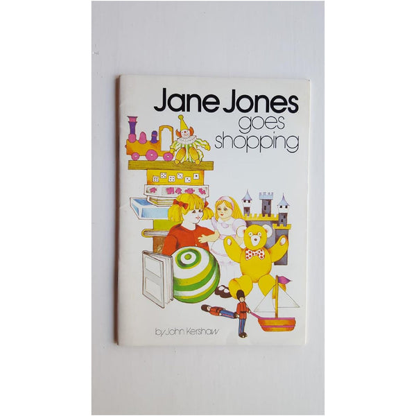 Jane Jones Goes Shopping by John Kershaw
