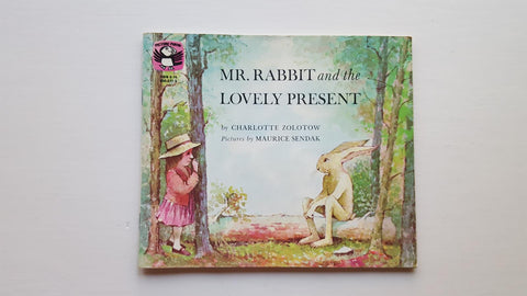 Mr Rabbit and the Lovely Present by Charlotte Zolotow
