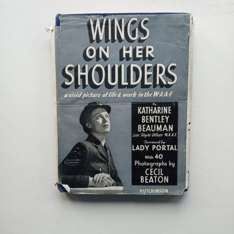 Wings on her Shoulders by Katherine Bendley Beauman