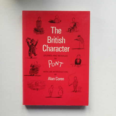 The British Character by Pont