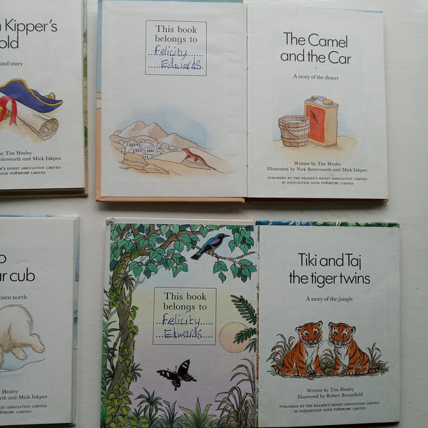 My Round the World Library by Various