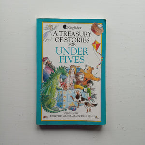 A Treasury of Stories for Under Fives by Various