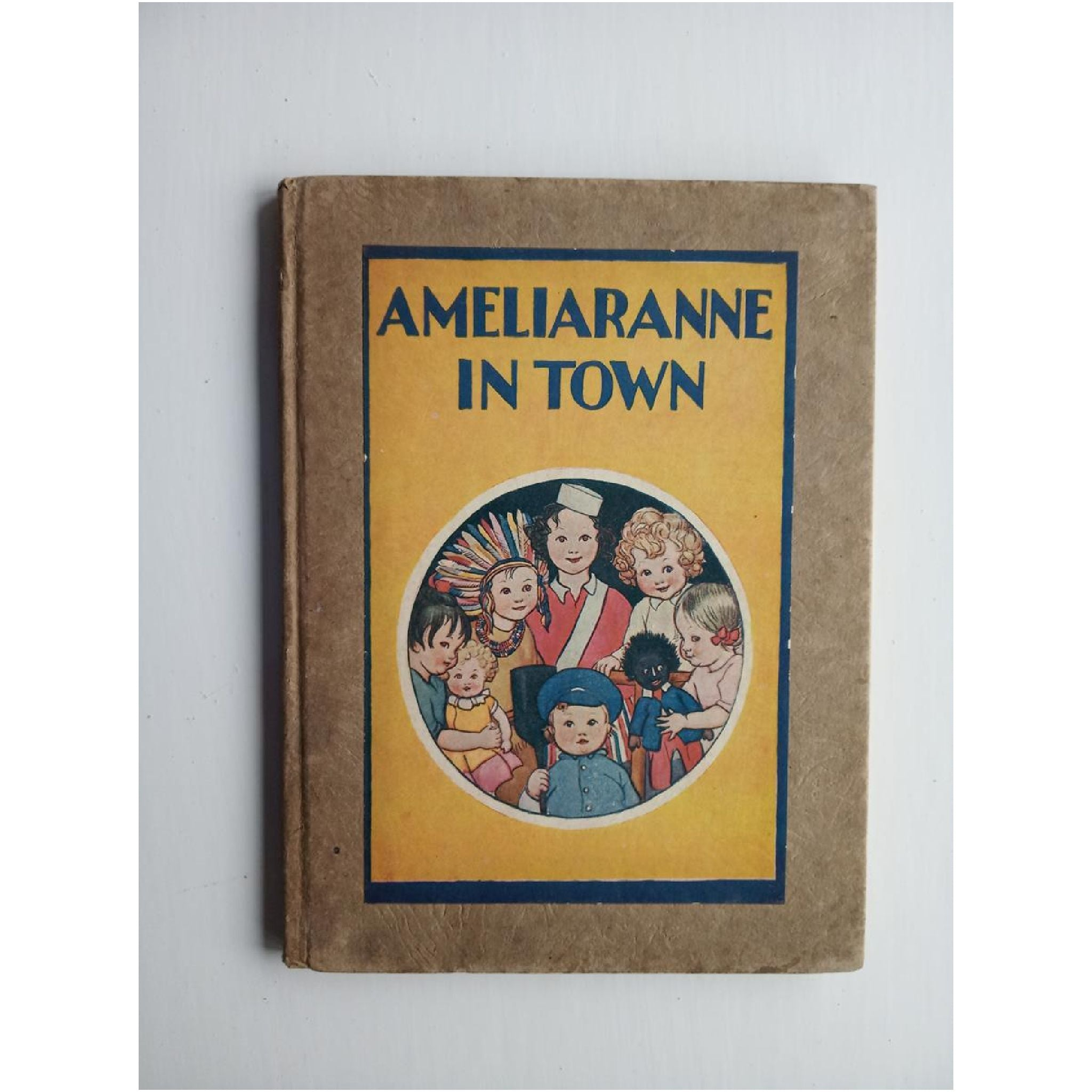 Ameliaranne in Town by Natalie Joan