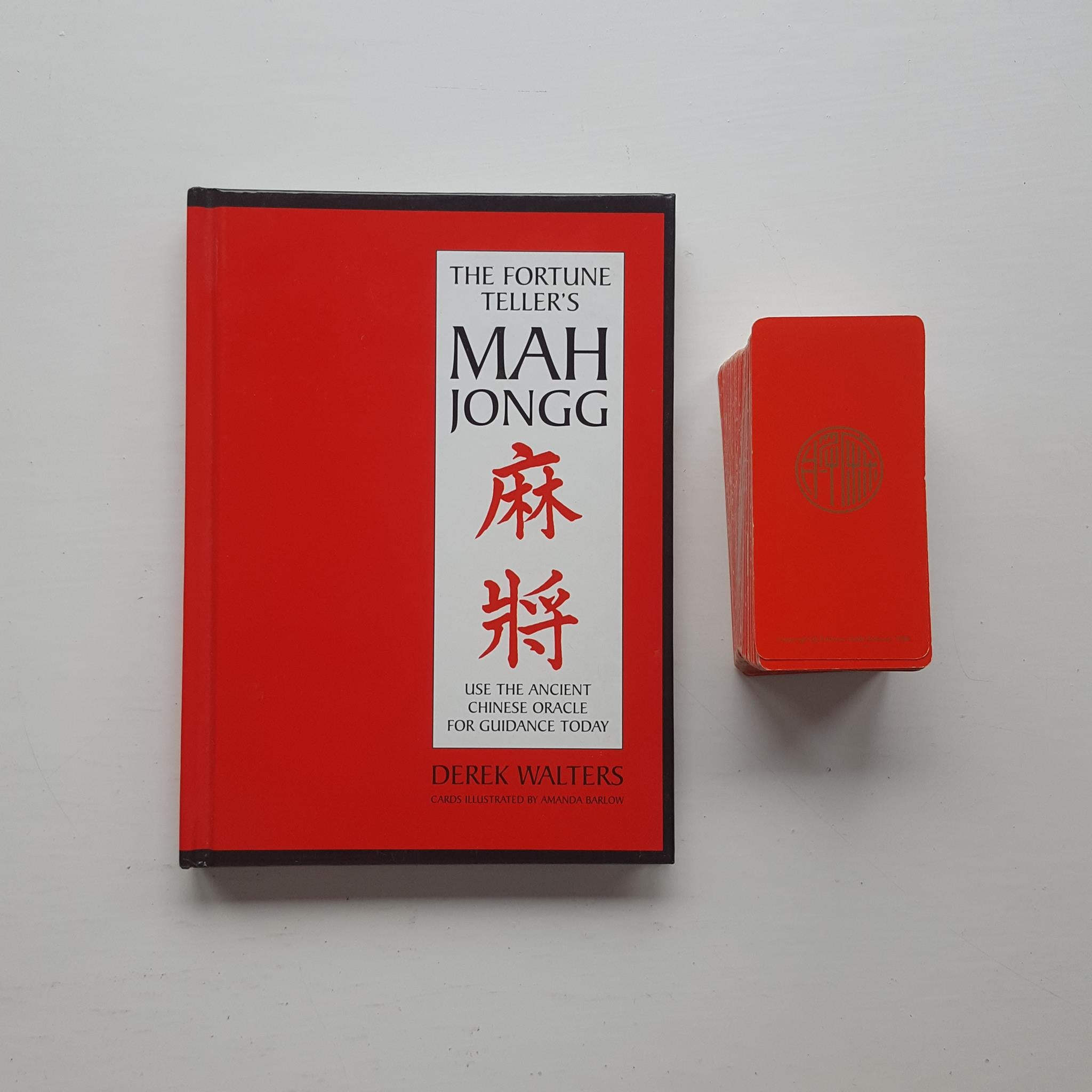 The Fortune Teller's Mah Jongg by Derek Walters