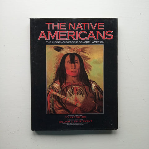 The Native Americans by Colin F. Taylor (ed)