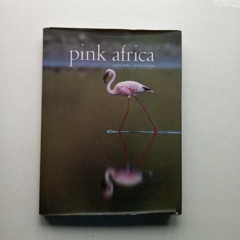 Pink Africa by Nigel Collar