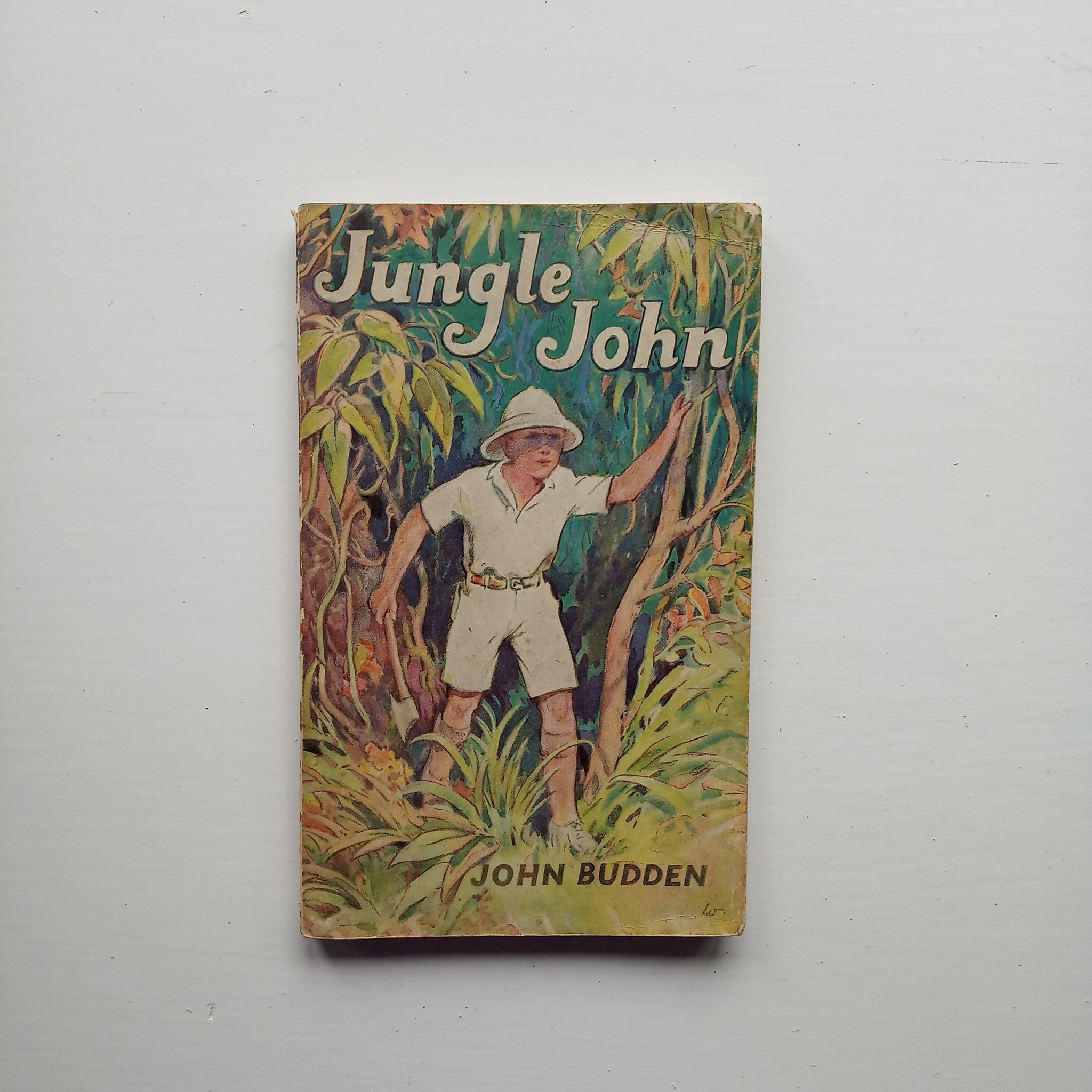 Jungle John by John Budden