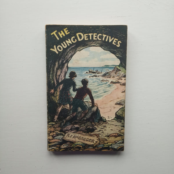 The Young Detectives by R.J. McGregor