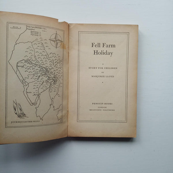 Fell Farm Holiday by Marjorie Lloyd