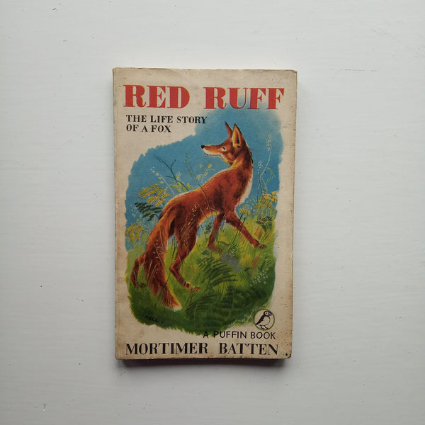 Red Ruff by Mortimer Batten