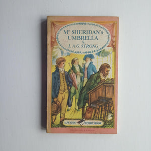 Mr Sheridan's Umbrella by L. A. G. Strong