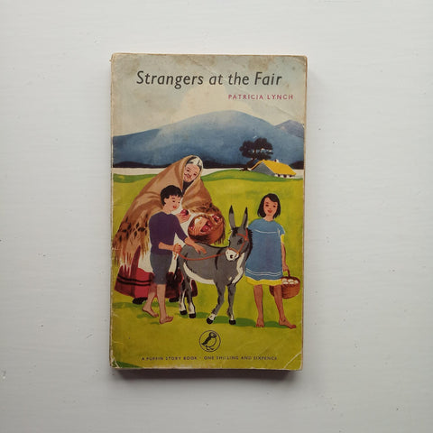 Strangers at the Fair by Patricia Lynch