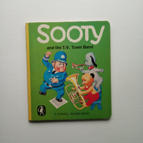 Sooty and the T.V. Town Band by Uncredited