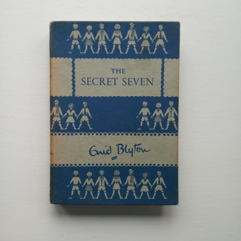 The Secret Seven by Enid Blyton