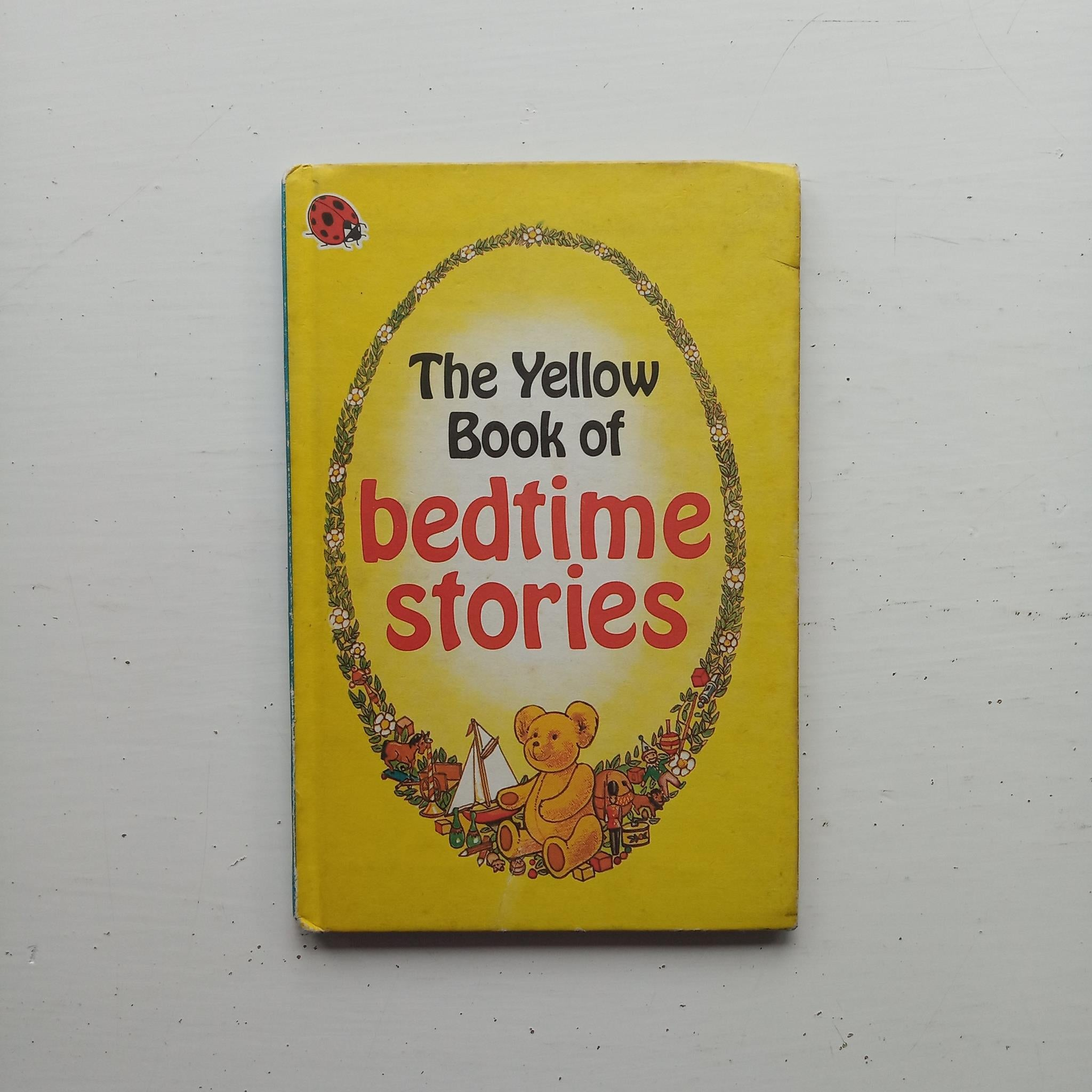 The Yellow Book of Bedtime Stories by Various