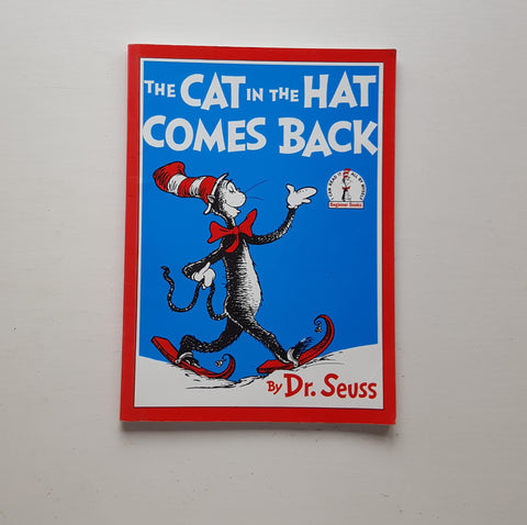 The Cat in The Hat Comes Back by Dr Seuss