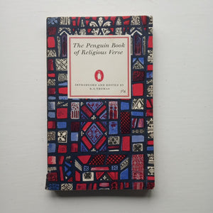 The Penguin Book of Religious Verse by R.S. Thomas (ed)