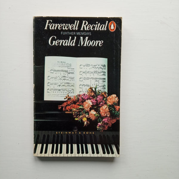 Farewell Recital by Gerald Moore