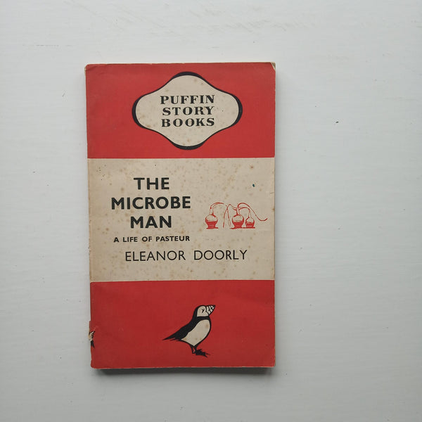 The Microbe Man by Eleanor Doorly