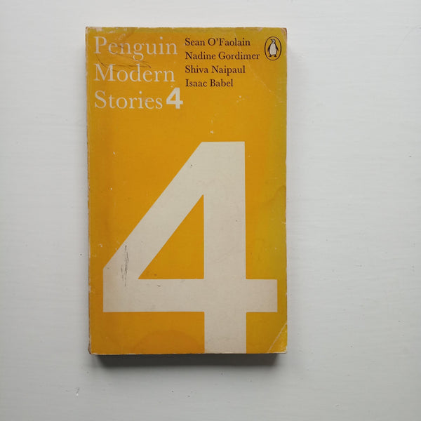 Penguin Modern Stories 4 by Various