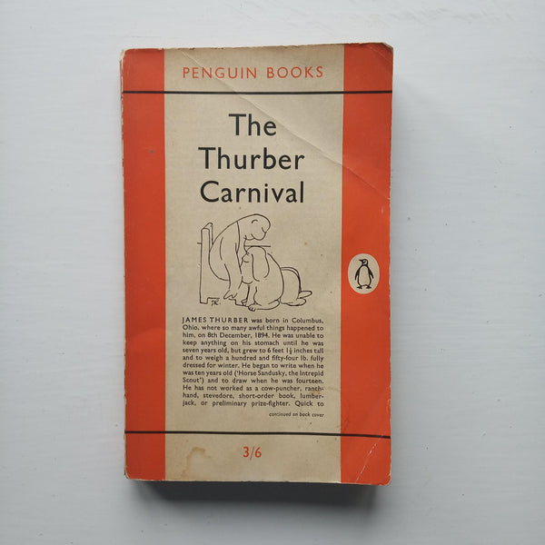 The Thurber Carnival by James Thurber