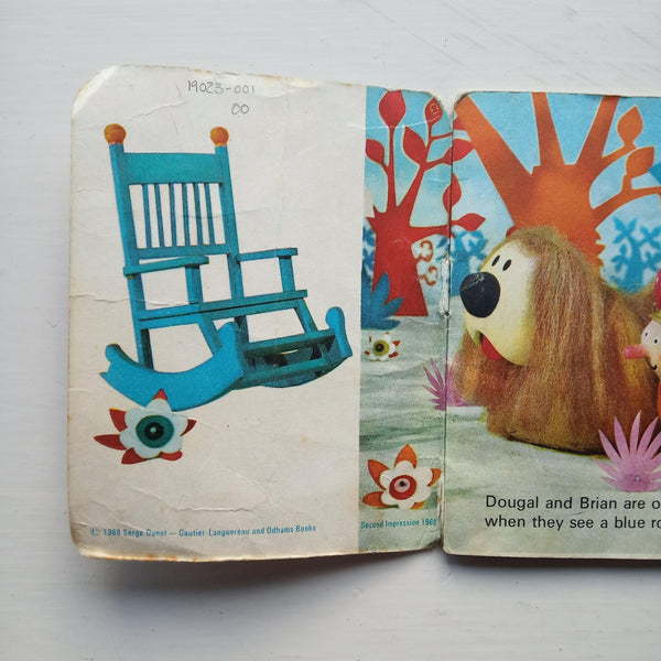 Puzzle find the Rocking Chair by Uncredited