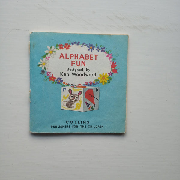 Alphabet Fun by Ken Woodward