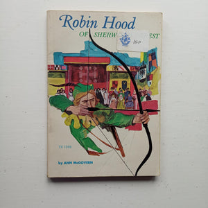 Robin Hood of Sherwood by Ann McGovern